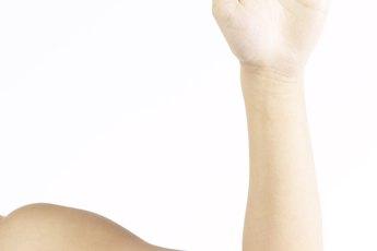 Dips & Biceps Curls