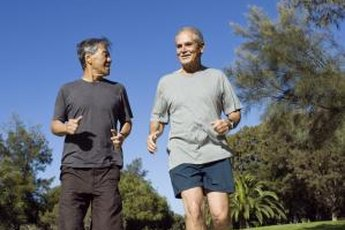 Adding ankle weights to a jog increases the risk of injury.
