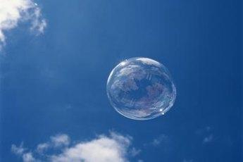 Let Scruffy burst those bubbles.