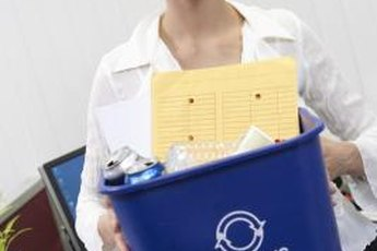 A sustainability analyst might measure the success of office recycling efforts.