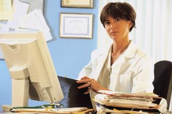 There is a demand for administrative professionals in health care.
