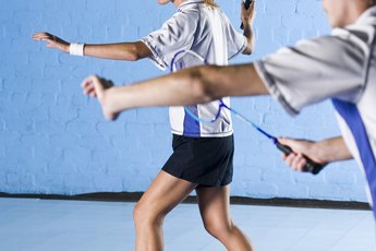 Exercises for Badminton Players