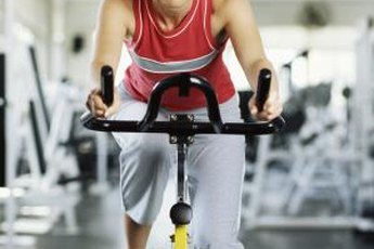 An indoor bike is a solid way for beginners to build endurance.