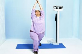 power yoga poses for weight loss  woman  the nest