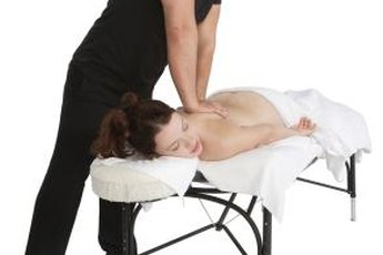 Massage can ease postworkout pain.