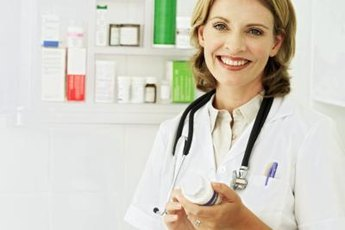 Community pharmacists fill prescriptions and provide care to local residents.