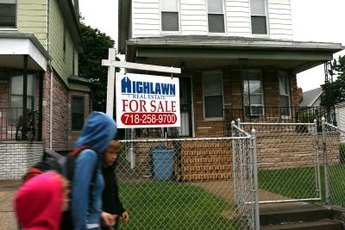 Foreclosures are great deals but buyer beware.