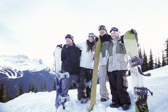 Longer Board Vs. Short for Snowboards