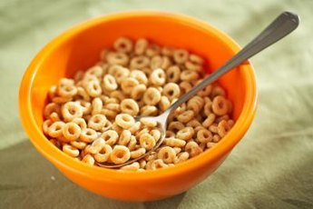 Breakfast cereal is often fortified with niacin.