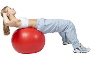 Abdominal-Hollowing Exercises