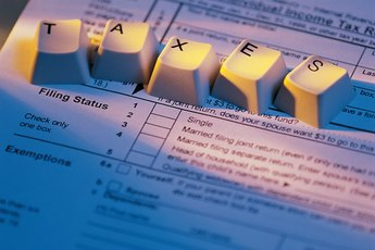 How to File Federal Income Tax If One Spouse Doesn