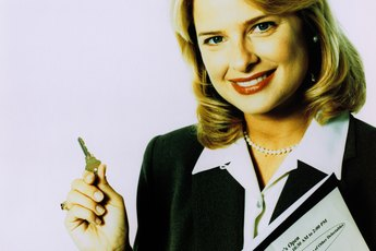 How to Be a Top Saleswoman