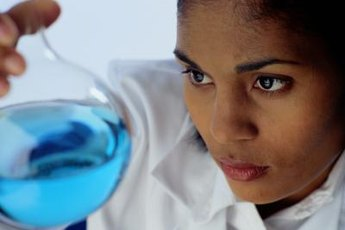 Cosmetic chemists develop skin and hair care products.