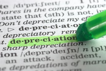 Depreciation of Inherited Property