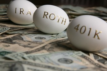 Traditional IRA vs .Rollover IRA