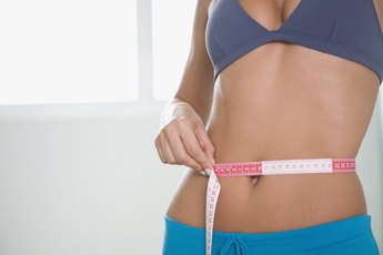 You have to cut calories and burn fat to trim your waistline.