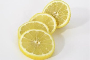 Lemons contain vitamin C and citric acid, two compounds that help you absorb nonheme iron.