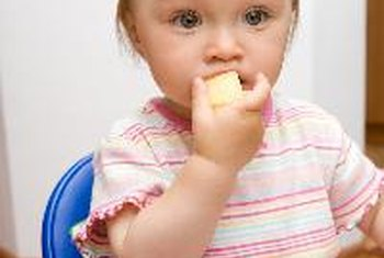 Offer your toddler a variety of foods each day.
