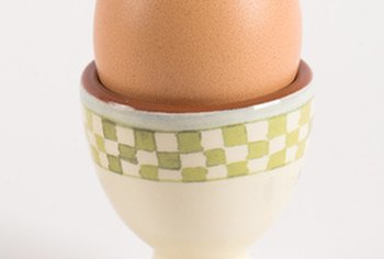 Eggs are high in cholesterol and fat.