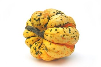 Acorn squash is a good source of vitamin C.
