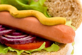 Turkey hot dogs can help you meet your daily protein needs.