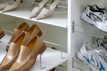 Install Shelves And Other Storage Systems To Organize Your Closet Space.