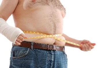 Diets high in unhealthy fats can lead to weight gain.