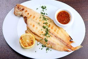 Pacific sole provides 26 percent of the RDA of protein for an adult in each serving.