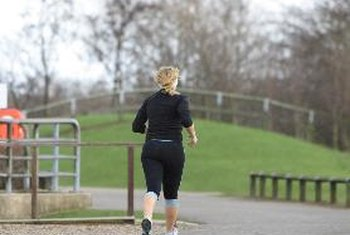 While jogging burns calories, by itself it isn't the most effective weight loss approach.