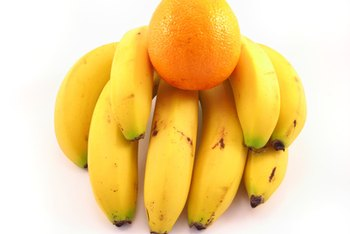 Bananas and oranges are both nutritious fruits.