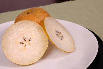 Asian pear carbs