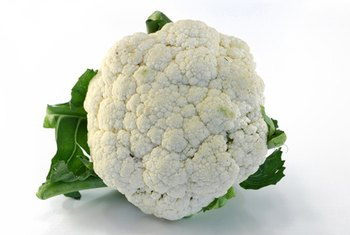 Cauliflower and other cruciferous vegetables support breast health.
