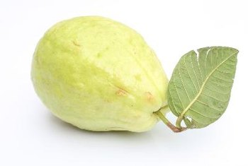 Guava is a rich source of fiber, antioxidants and potassium.