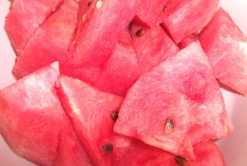 It can be easy to go overboard while snacking on watermelon.