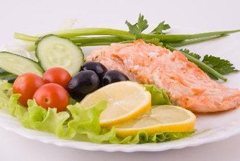 Trout is an excellent source of omega-3 fatty acids.