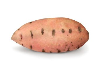 Sweet potatoes are a nutritious vegetable.