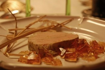 Foie gras is considered a luxury item and a delicacy.