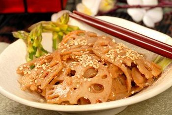 In what nutrients are lotus roots high healthy eating sf gate you can use lotus root like a vegetable mightylinksfo