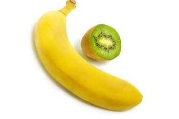 Ounce For Bananas Are Higher In Potassium Than Kiwifruit