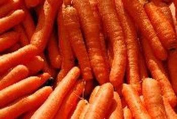 Root vegetables can contain high amounts of sodium nitrate.