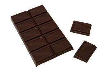 A square of dark chocolate can provide half the copper you need each day.