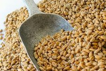 Bulgur wheat works well as a side dish or an ingredient in salads.