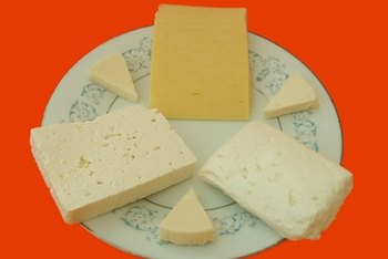 Cheeses from around the world have different flavors and nutritional profiles.