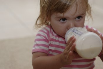 Toddlers under age 2 should drink whole milk.