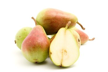 Pears are a terrific source of soluble fiber.