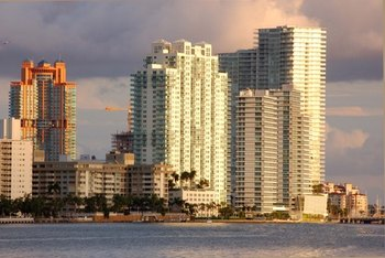 Vacation rental properties are popular with condo investors.