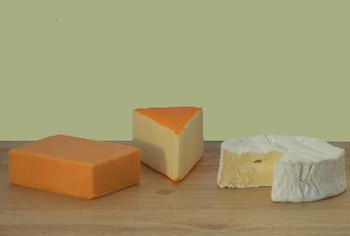 Cheese contains saturated fat.