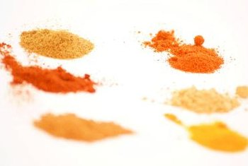 Replace salt with various types of spices.