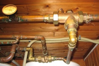 Leaky or faulty plumbing systems are one thing to look for.