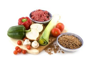 Whole grains, fruits and vegetables can replace simple carbs.